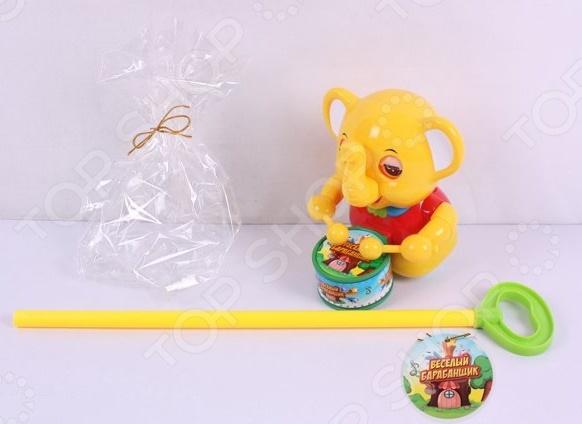 Каталка для малыша музыкальная PlaySmart «Слон»