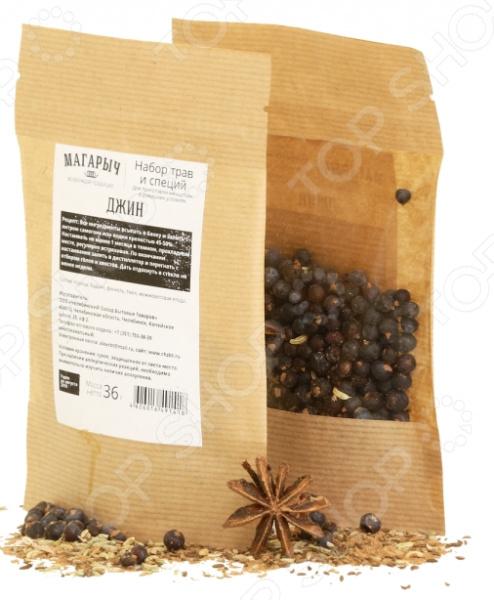 Набор трав и специй Магарыч «Джин»
