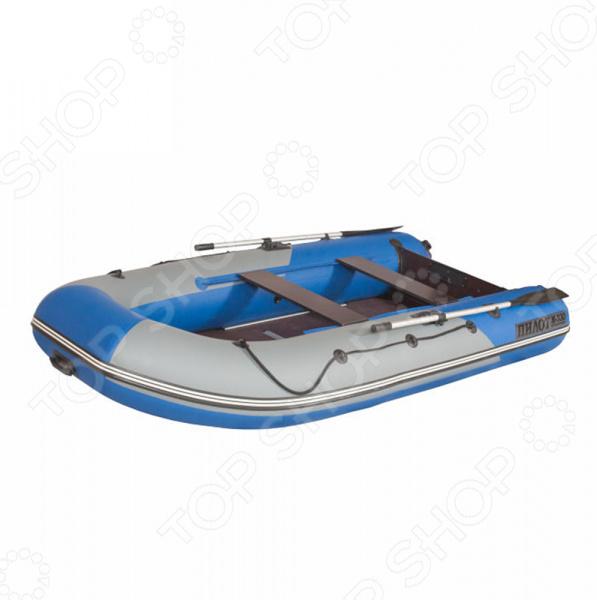 Лодка моторно-гребная ПМ-330К