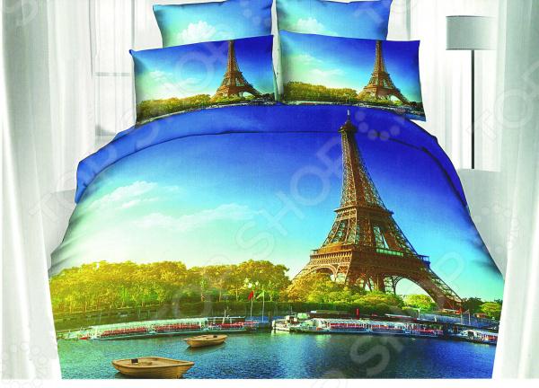 Комплект постельного белья Mango «Париж» комплекты белья linse комплект белья