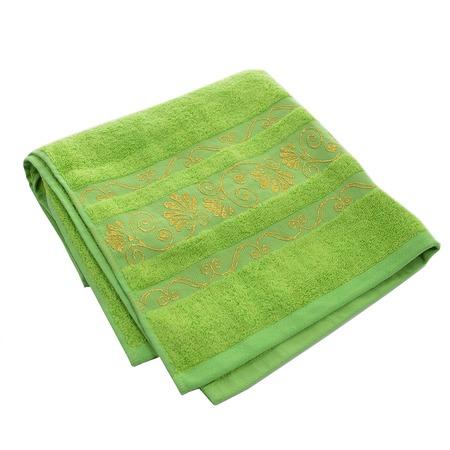 Купить Полотенце банное BONITA «Цветущий лайм»