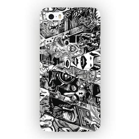 Купить Чехол для iPhone 5 Mitya Veselkov «Комикс»