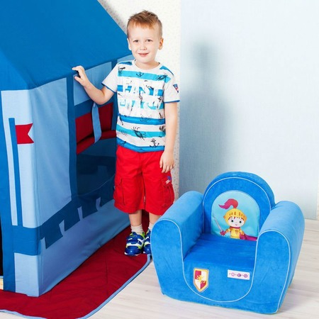 Купить Кресло детское PAREMO «Рыцарь»