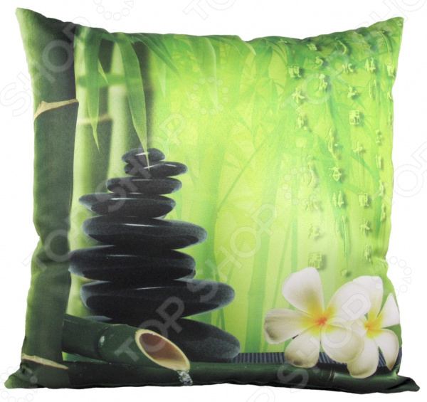 Подушка декоративная Gift'n'Home «Дзен»