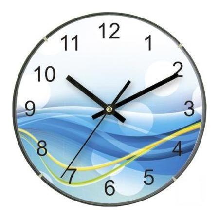 Купить Часы настенные Irit «Волны»