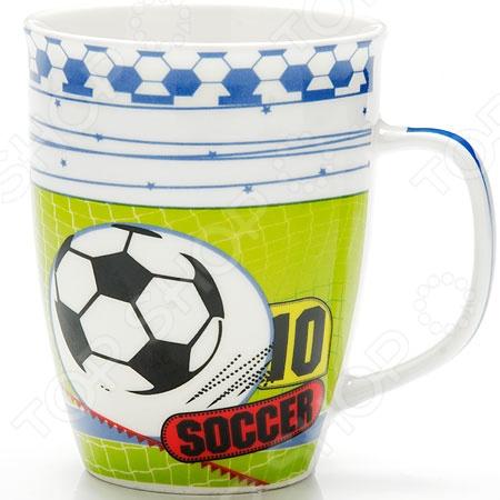 Кружка Loraine LR-25970 купить футбольную форму челси торрес