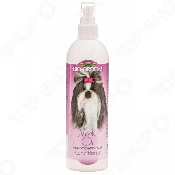 Спрей для животных Bio-Groom Mink Oil