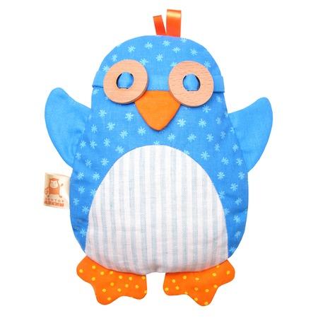 Купить Игрушка-грелка Мякиши «Доктор Мякиш-Пингвин»