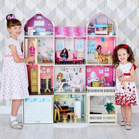 Купить Домик интерактивный для кукол PAREMO «Поместье Агостина»