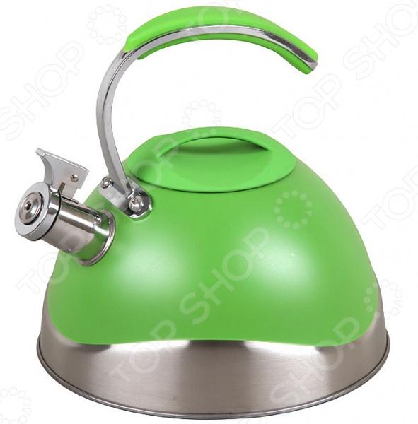 Фото - Чайник со свистком Pomi d'Oro PSS-650021 чайник со свистком pomi d oro pss 650019