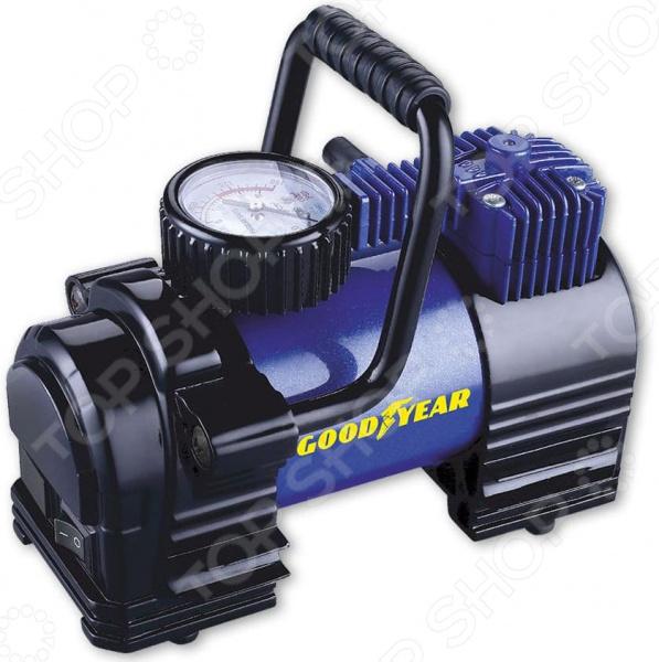 Компрессор автомобильный Goodyear GY-35L компрессор для ваз где