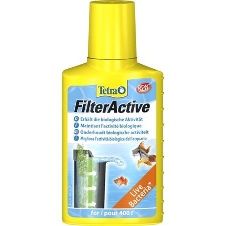 Кондиционер для поддержания биологической среды Tetra FilterActive