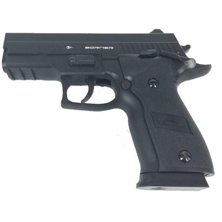 Купить Пистолет пневматический Borner Z116