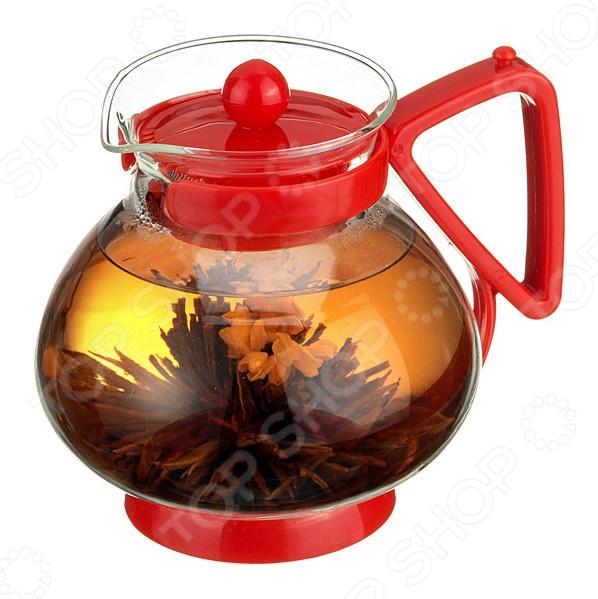 Чайник заварочный со встроенным фильтром Agness