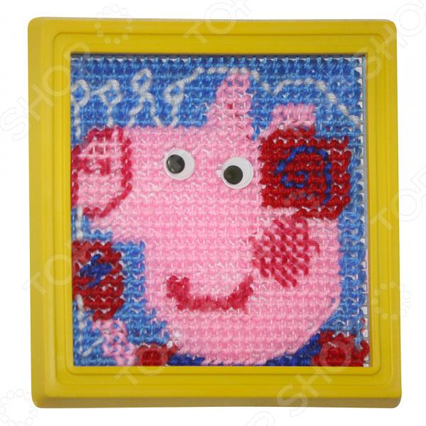 Набор для вышивания детский Peppa Pig «Модница» цепь stihl 63 pmc3 picco 55 3 8 1 3 16