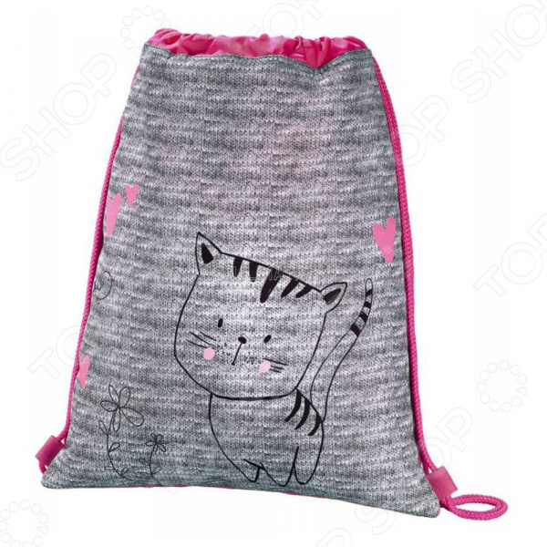 Мешок для обуви Hama Lovely cat 00139113