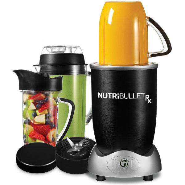 Экстрактор питательных веществ Nutribullet RX блендеры измельчители и миксеры