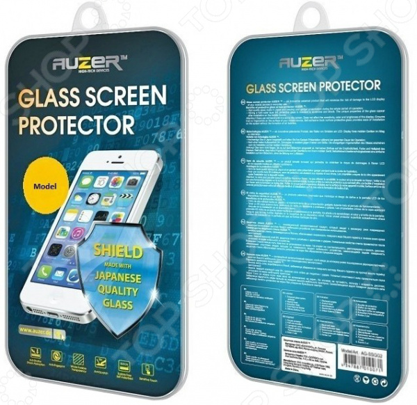 Стекло защитное Auzer AG-SSXC 5 U для Sony Xperia C5 Ultra смартфон sony xperia xa1 ultra dual