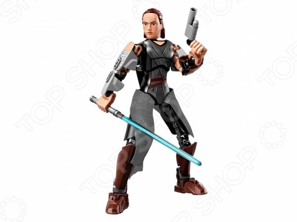 Фигура коллекционная LEGO Star Wars «Рей»