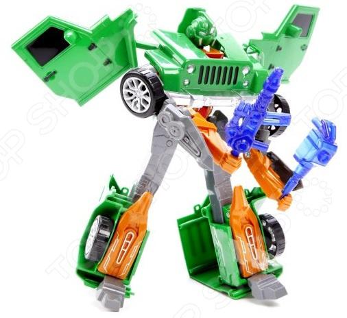 Робот-трансформер Наша Игрушка «Машина» L015-22