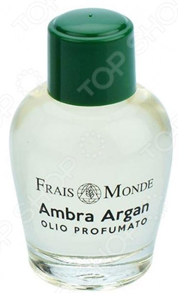 Масло парфюмерное Frais Monde «Амбра арган», 12 мл недорого