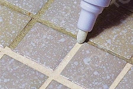 фото Карандаш для отбеливания сантехнических швов Bradex «Снежок», Для туалета и ванной комнаты
