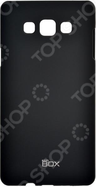 Чехол защитный skinBOX Samsung Galaxy A7 A700 аксессуар чехол samsung galaxy a7 2017 with love moscow silicone russia 5090