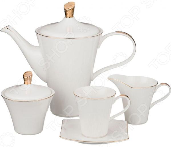 Сервиз чайный Lefard 766-039 сервиз чайный lefard 766 046