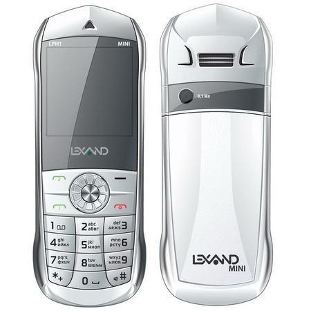 Мобильный телефон Lexand LPH1