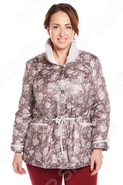 Куртка Гранд Гром «Мисс Рози». Цвет: капучино