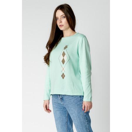 Купить Свитер Milliner 181312020. Цвет: светло-зеленый