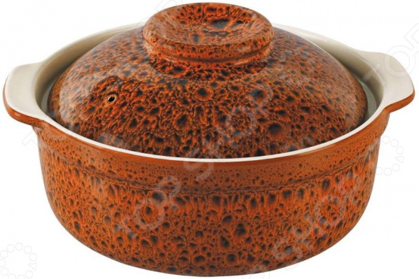Форма для выпечки круглая с крышкой Mercury «Ред»