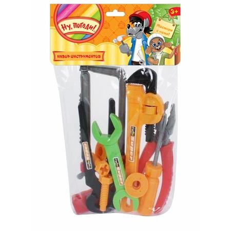 Купить Набор инструментов игровой 1 Toy «Ну, погоди!» Т58342