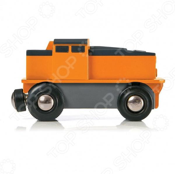 Поезд-стрела игрушечный Brio 33215 что скрывает поезд