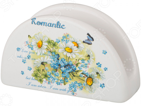 Салфетница Lefard Romantic 230-137