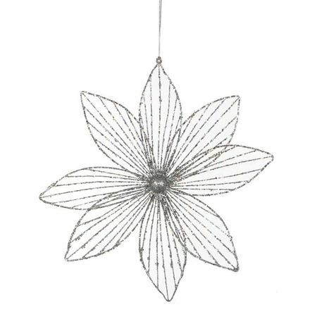 Купить Елочное украшение Christmas House «Цветочный орнамент»