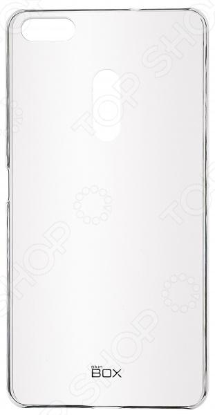 Чехол защитный skinBOX ASUS ZenFone 3 ZU680KL asus zenfone 3 ultra zu680kl 64gb silver