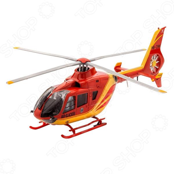 Сборная модель вертолета Revell EC135 сборная модель подводной лодки revell u boot typ xxi