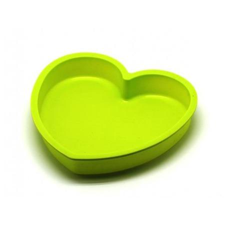 Купить Форма для выпечки силиконовая Atlantis «Сердце» SC-BK-017