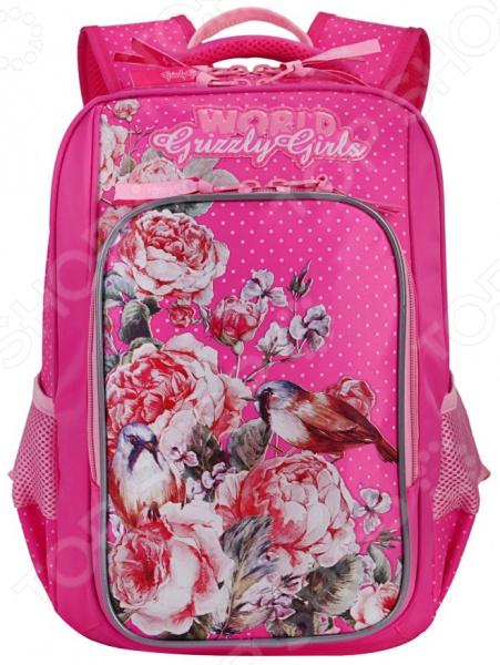 Рюкзак школьный Grizzly RG-866-2