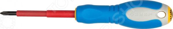 Отвертка крестовая Зубр «Профи электрик» 25262 сам себе электрик электромонтаж и полезные электронные самоделки