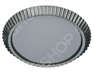 Форма для выпечки металлическая с волнистыми краями Tescoma Delicia