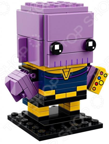 Игрушка-конструктор LEGO BrickHeadz «Танос»