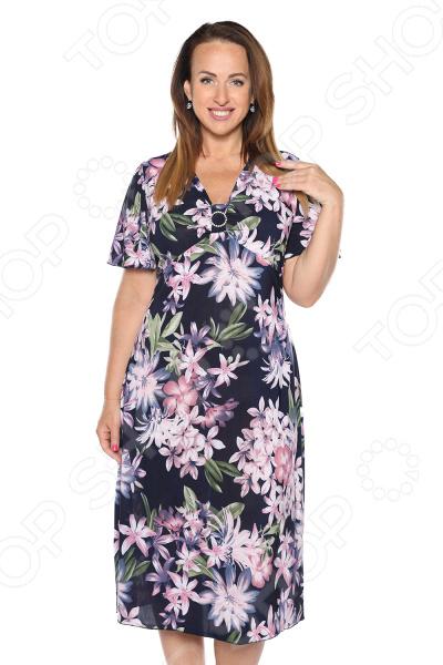 Платье Blagof Платье «Плутония». Цвет: коралловый