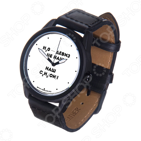 Часы наручные Mitya Veselkov «Девиз» MVBlack-38 часы наручные mitya veselkov британский флаг mvblack 22