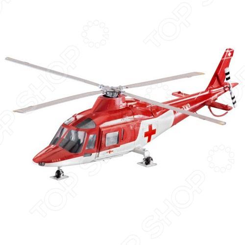 Сборная модель вертолета Revell Agusta A-109 K2 сборная модель поезда revell big boy locomotive
