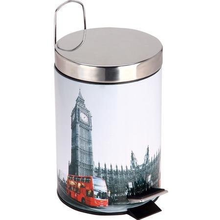 Купить Ведро для мусора Рыжий кот «Лондон» DB-21