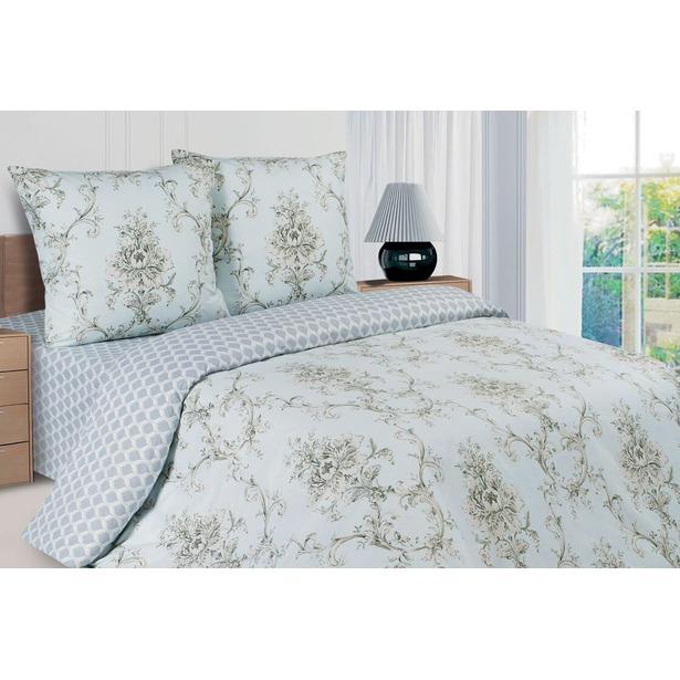 фото Комплект постельного белья Ecotex «Поэтика. Пуатье». Размерность: 1,5-спальное. Размер простыни: 150х215 см