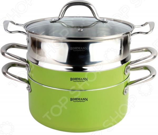 Набор посуды Bohmann BH-3307
