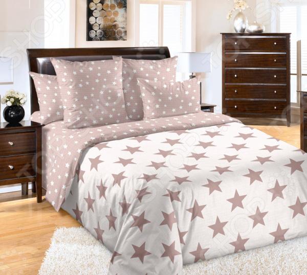 цена Комплект постельного белья ТексДизайн «Орион 8» онлайн в 2017 году